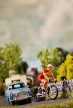 Cyclist Traffic