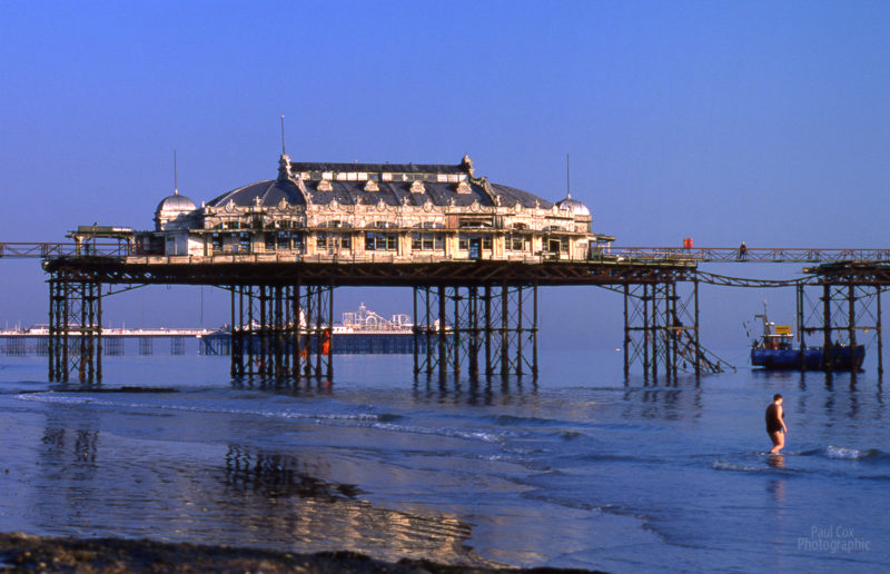 Brighton Piers