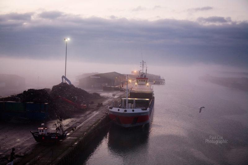 Newhaven Dockside