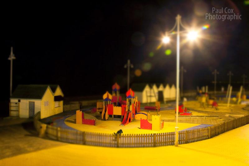 Playground-night