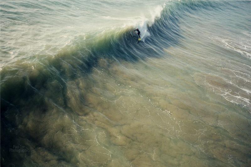 Huntington Beach surfer