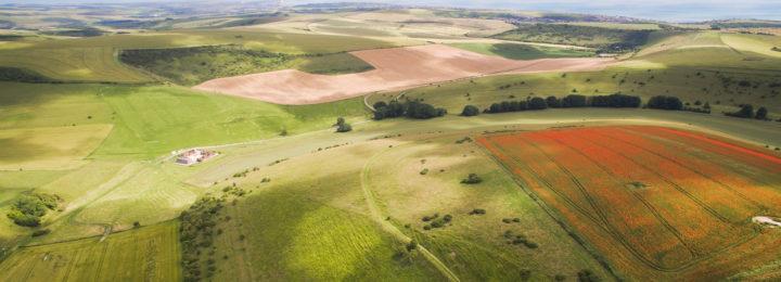 Drone Camera Landscapes