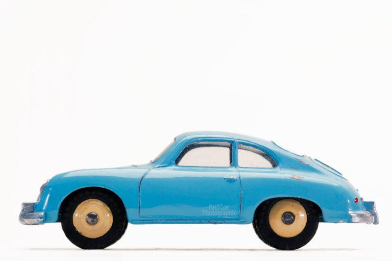 Porsche 356A Dinky Toy