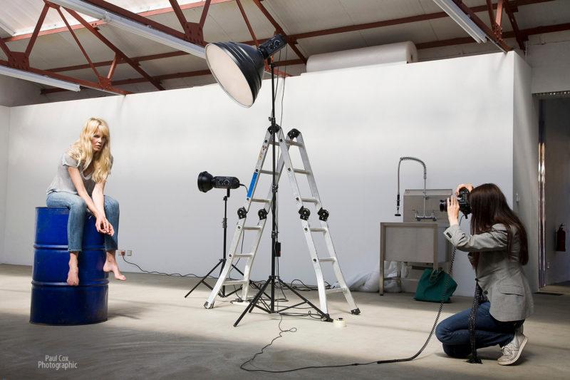 Harper's Bazaar - Claudia Schiffer