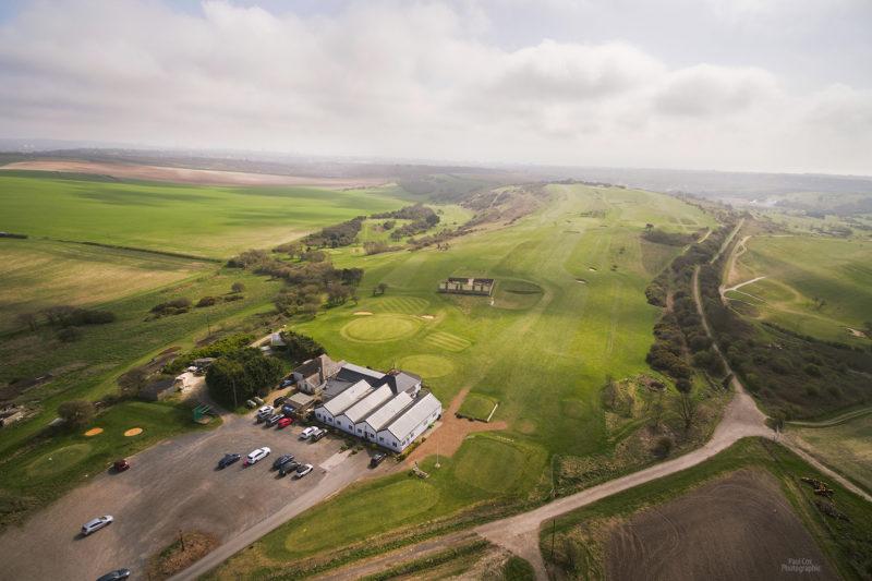Brighton and Hove Golf course