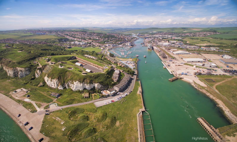 Newhaven Fort and Harbour