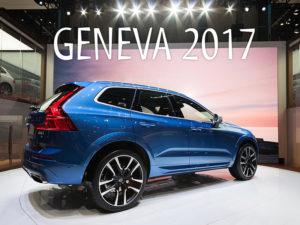 Geneva Motor Show Gallery 2017
