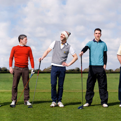 GOLF HEROES - GOLF DAY EVENTS