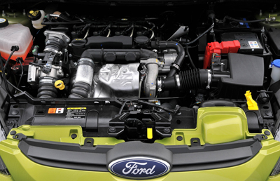 Ford Fiesta ECOnetic review 2009