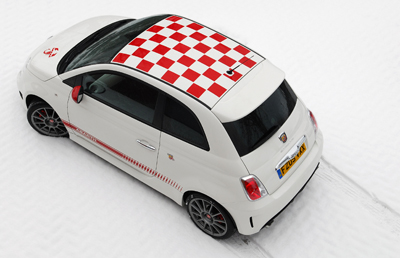 Fiat Abarth 500 review 2009