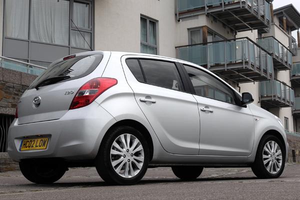 Hyundai I20 Reviews >> I20 Review 2009