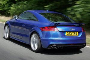 Audi TT RS review 2009