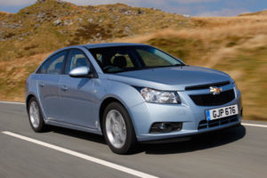 Chevrolet Cruze review 2009