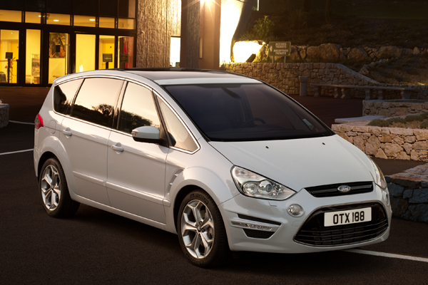 Ford S-Max review 2010