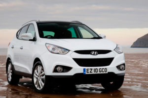 Hyundai ix35 review 2010