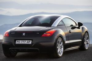 Peugeot RCZ review 2010