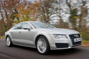 Audi A7 review 2010