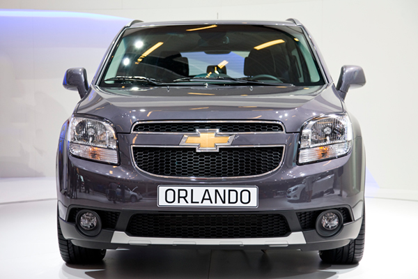 Chevrolet Orlando review 2010