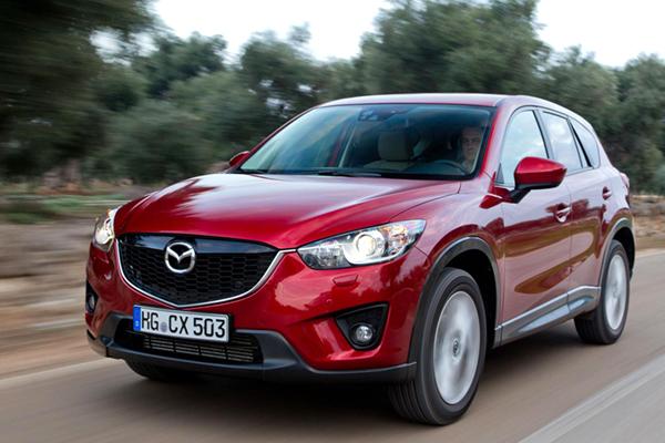 Mazda CX-5 review 2012