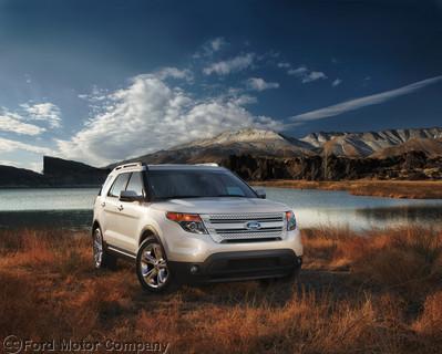 Ford Explorer review 2013