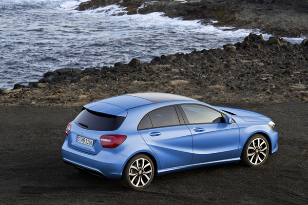 Mercedes a class review 2013 for Mercedes benz average price