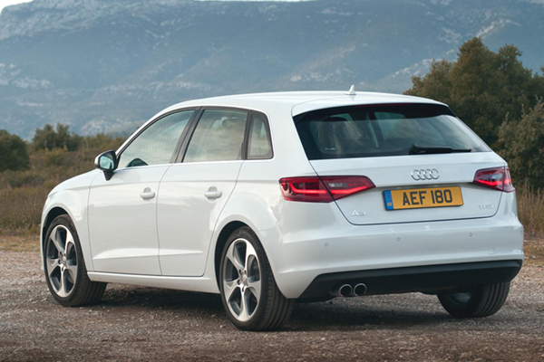 Audi A Sportback TDI Robert Couldwell Review - Audi a3 review