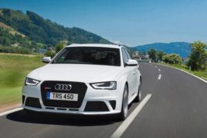 Audi RS 4 Avant review 2012