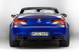 BMW M6 Coupe review 2012