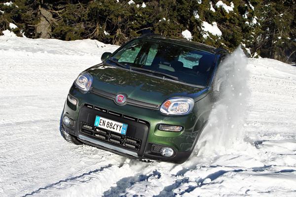 Fiat Panda 4x4 review 2013