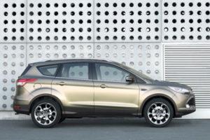 Ford Kuga Review 2013