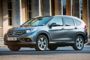 Honda CR-V review 2012