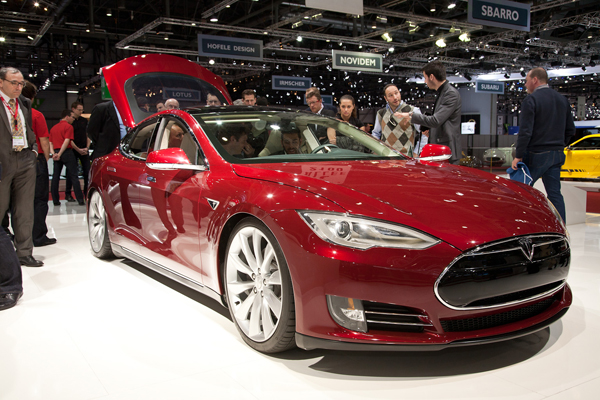 Tesla Model S review 2013