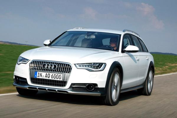 Audi A6 Allroad review 2012