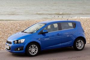 Chevrolet Aveo review 2012