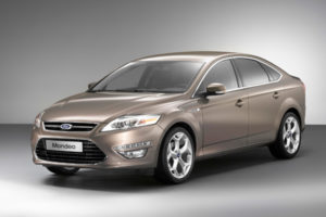Ford Mondeo review 2011