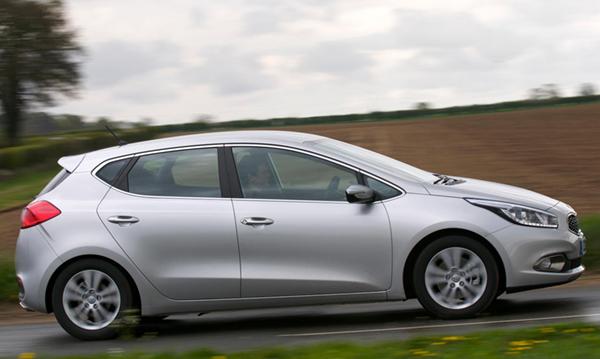 Kia Cee'd Sportswagon review 2012