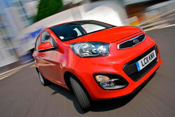 Kia Picanto review 2011