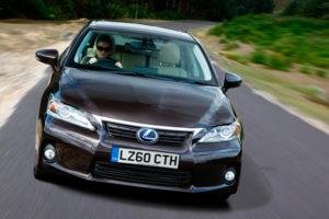 Lexus CT200h review 2011