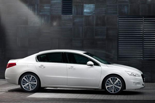 Peugeot 508 review 2011