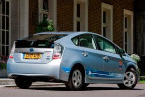 Toyota Prius review 2011
