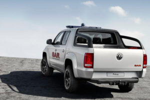 VW Amarok review 2011