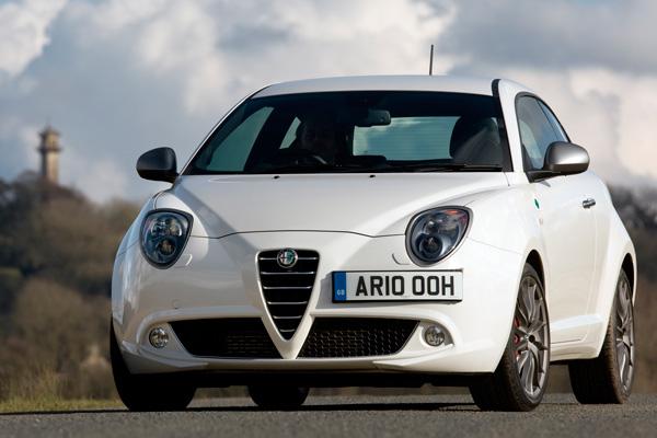 Alfa Romeo MiTo Multiair review 2010