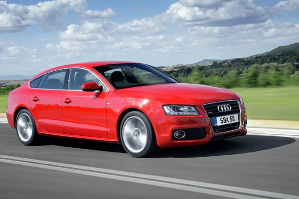 Audi A5 Sportback review 2009