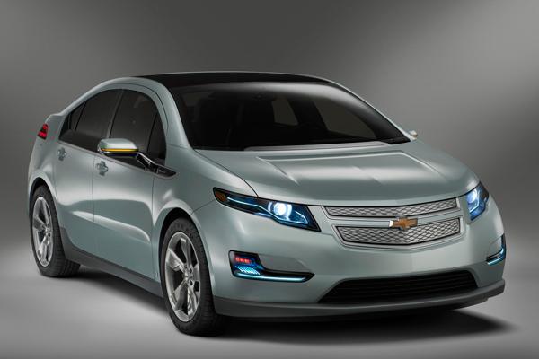 Chevrolet Volt review 2010