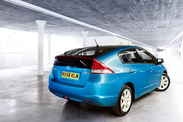 Honda Insight review 2009