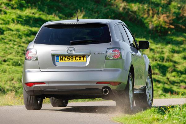 Mazda CX-7 review 2009