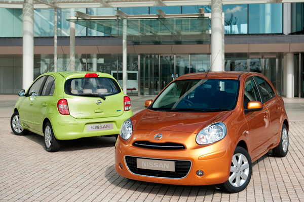 Nissan Micra review 2010