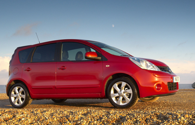 Nissan Note review 2009