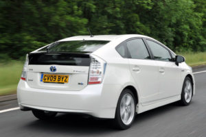 Toyota Prius III review 2009