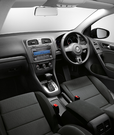 VW Golf review 2009